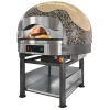 Pizza ovens professional to wood, gas and mixed, various models at discount prices