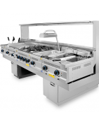 Complete cooking modules