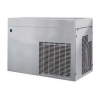 Flat scale ice maker sub-cooled ice