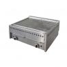 Lava-stone grill