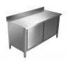 Stainless steel Economy work table